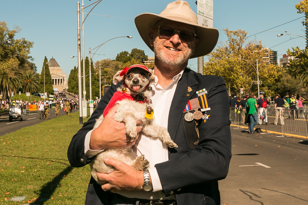 ANZAC Day 2016 Melbourne
