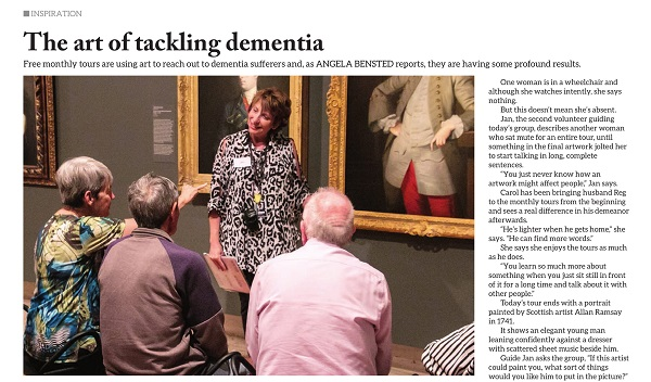 Queensland Art Gallery dementia